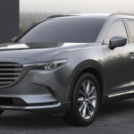 2020 Mazda CX-9, Grey Exterior