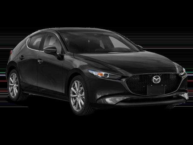 2020 Mazda3, Black Exterior