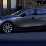 2020 Mazda3, Blue Exterior