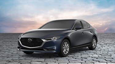 2021 Mazda3 Sedan 2.0L FWD A/T