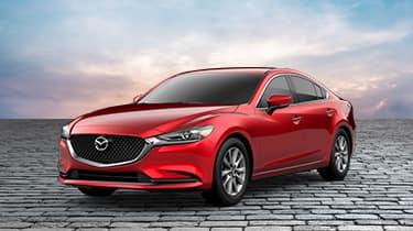 2021 Mazda6 Sport FWD A/T