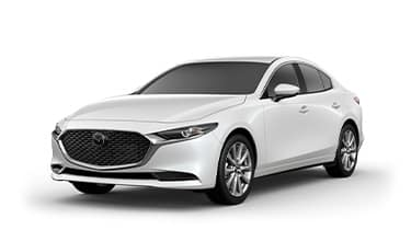 2021 Mazda 3 Sedan BASE 2WD 2.5 A/T