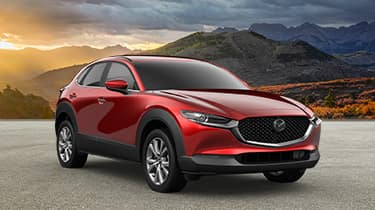2021 CX-30 Select FWD A/T