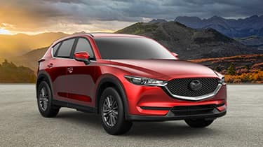 2021 CX-5 Touring FWD A/T