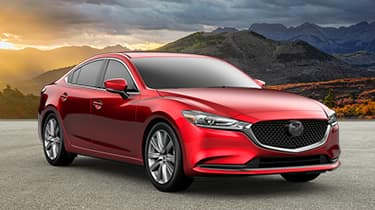 2021 Mazda6 Touring FWD A/T