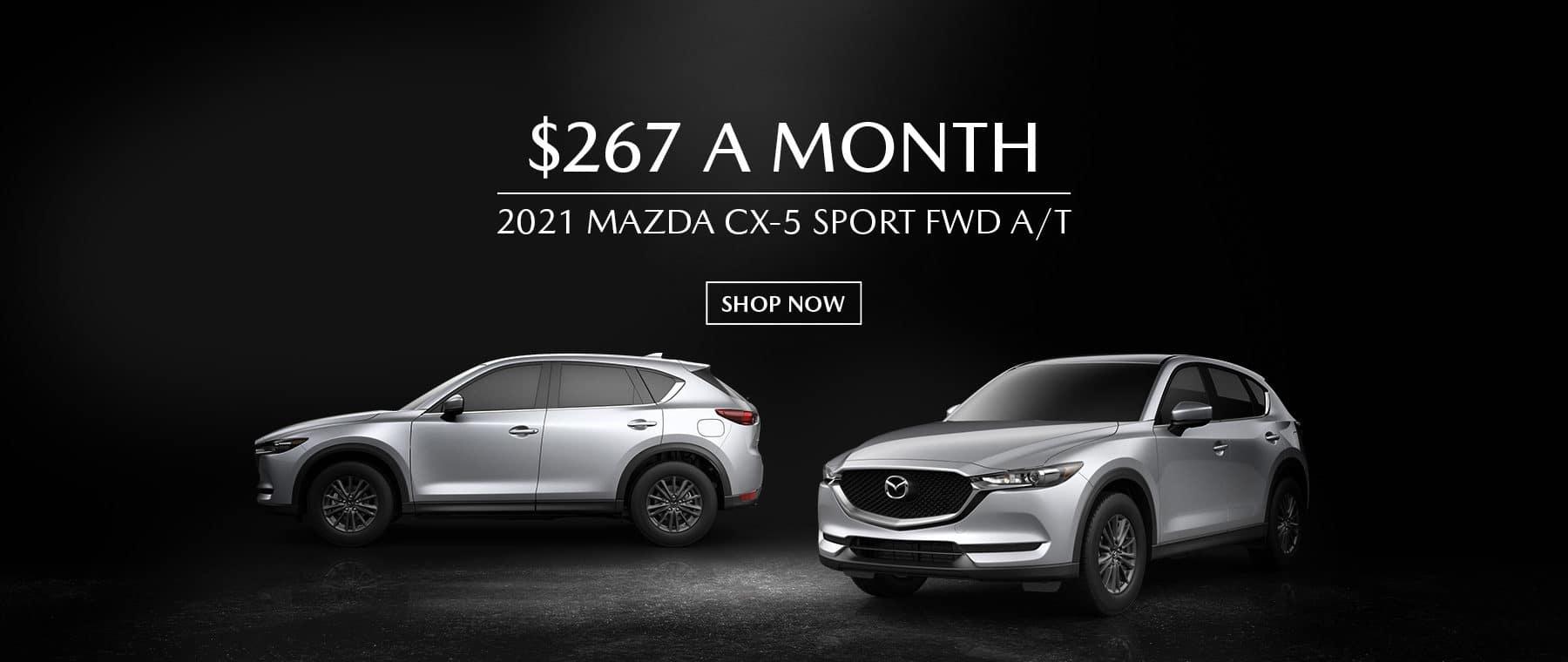 2021 Mazda CX-5 Special