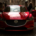 2020 Mazda6 Front End View
