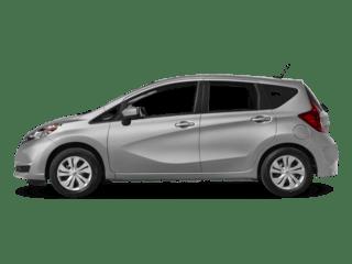 2018 Nissan Versa Note silver 320x240
