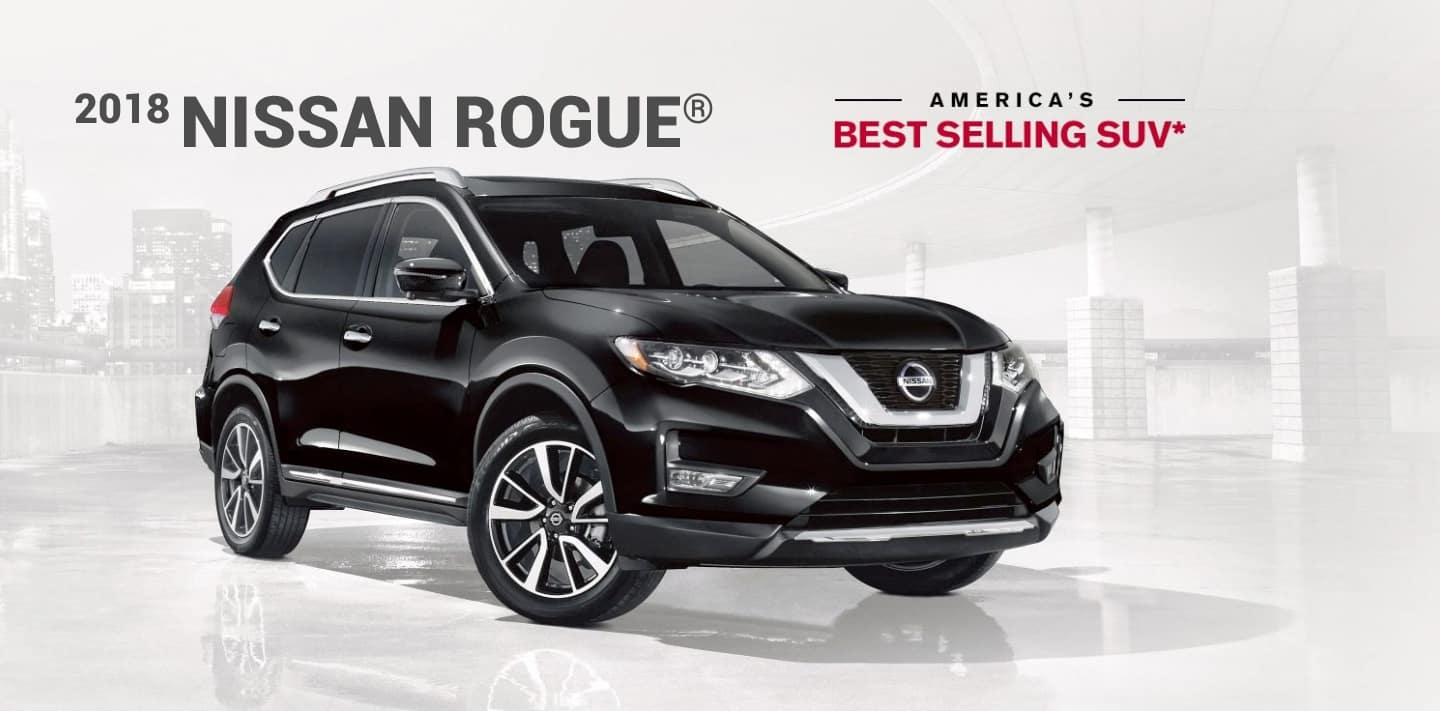 2018 Nissan Rogue Knoxville TN | Nissan Rogue Knoxville Tennessee