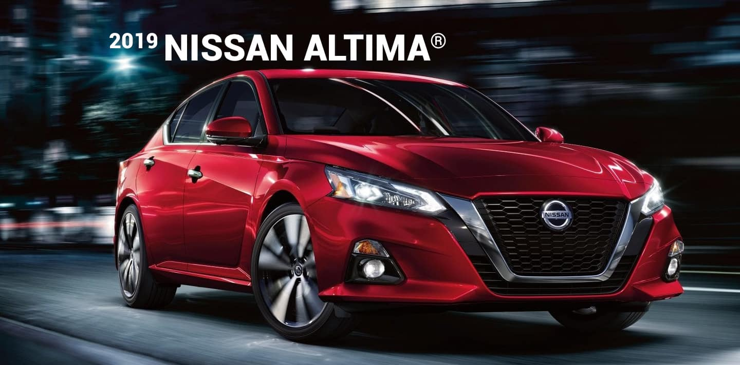 2019 Nissan Altima Knoxville TN | Nissan Altima Knoxville Tennessee