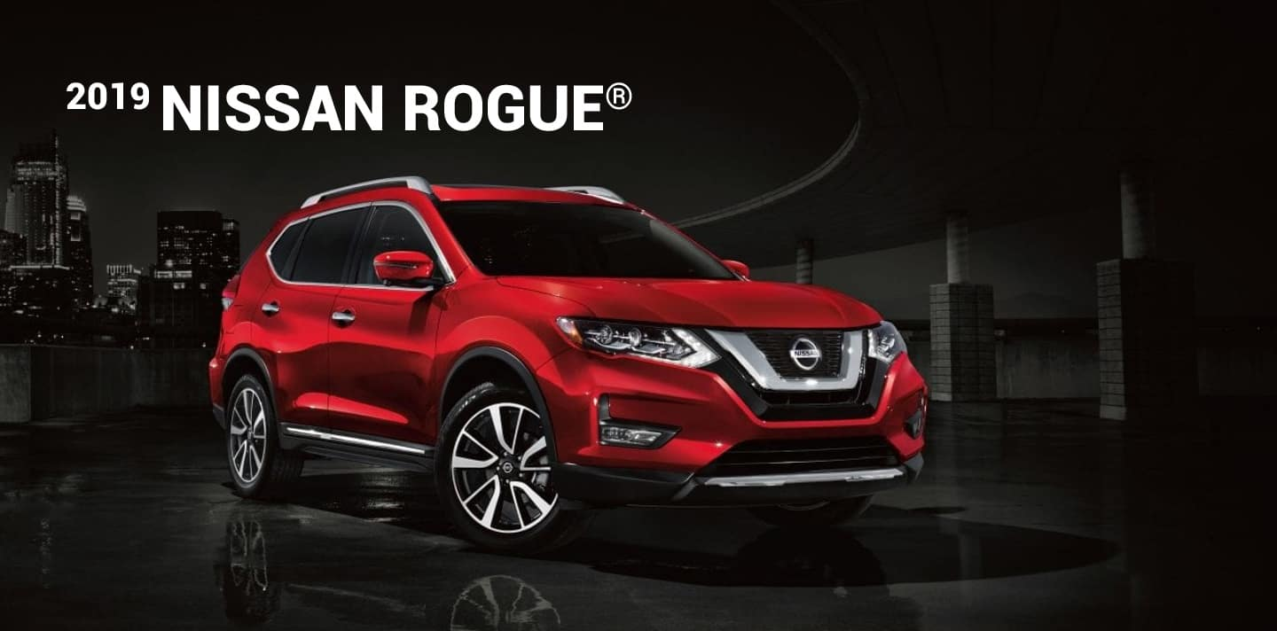 2019 Nissan Rogue Knoxville TN | Nissan Rogue Knoxville