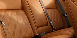 HEATED REAR SEATS
