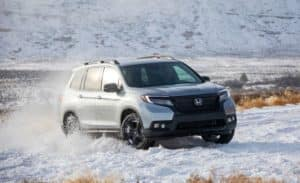 2019 Honda Passport Review By Car And Driver