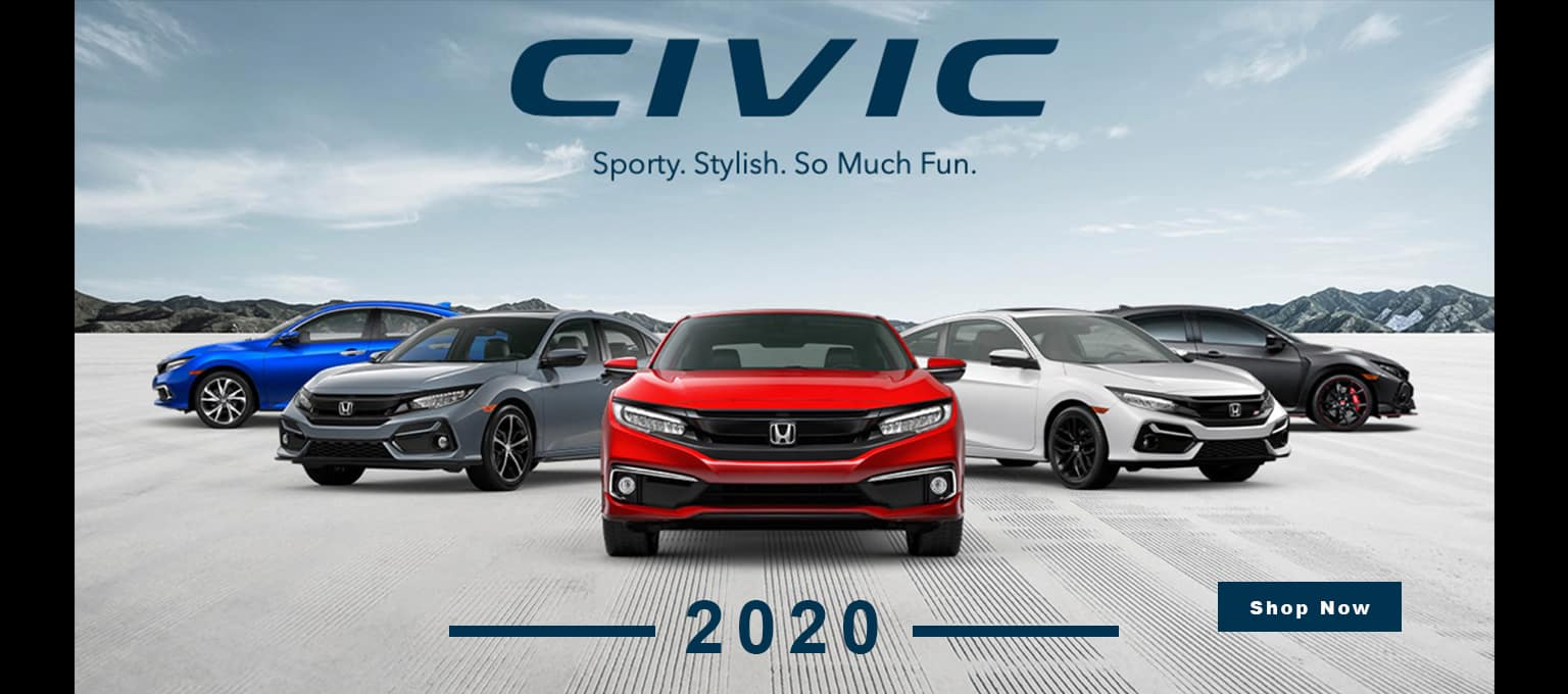 2020 Civic Slide