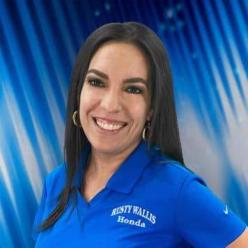 Rachel  Garcia