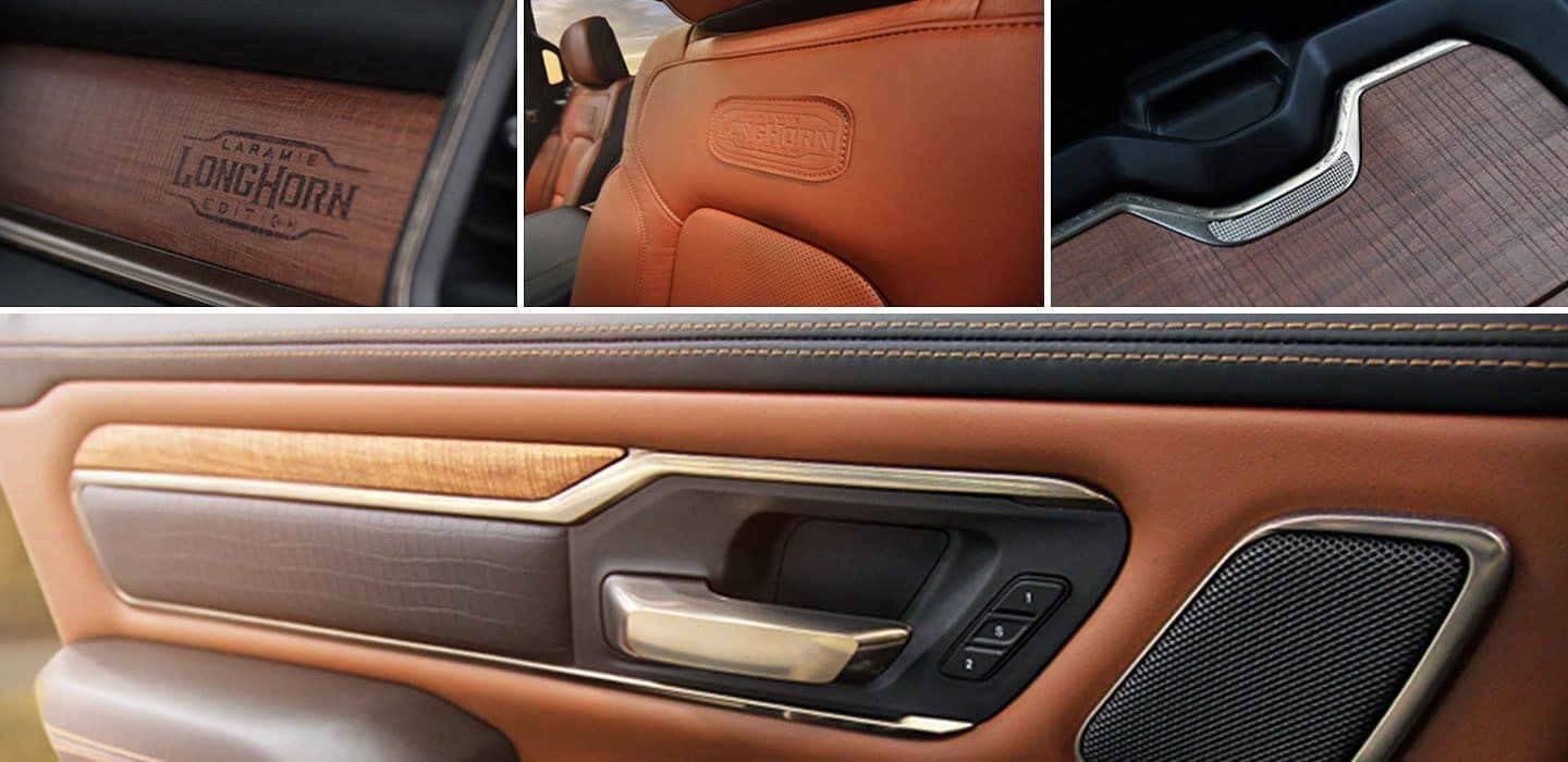 2020 Ram 1500 interior available in Salisbury MD