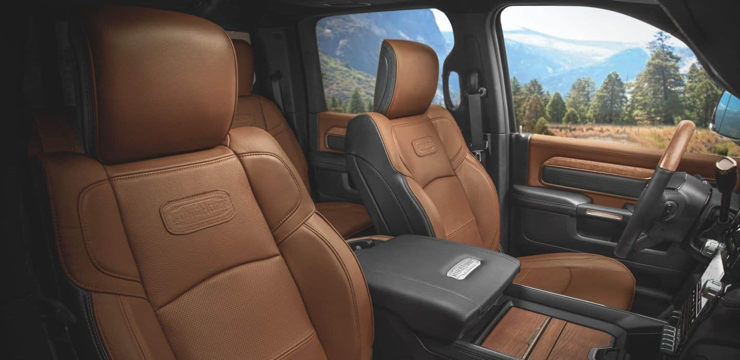 2020 Ram 2500 interior available in Salisbury MD