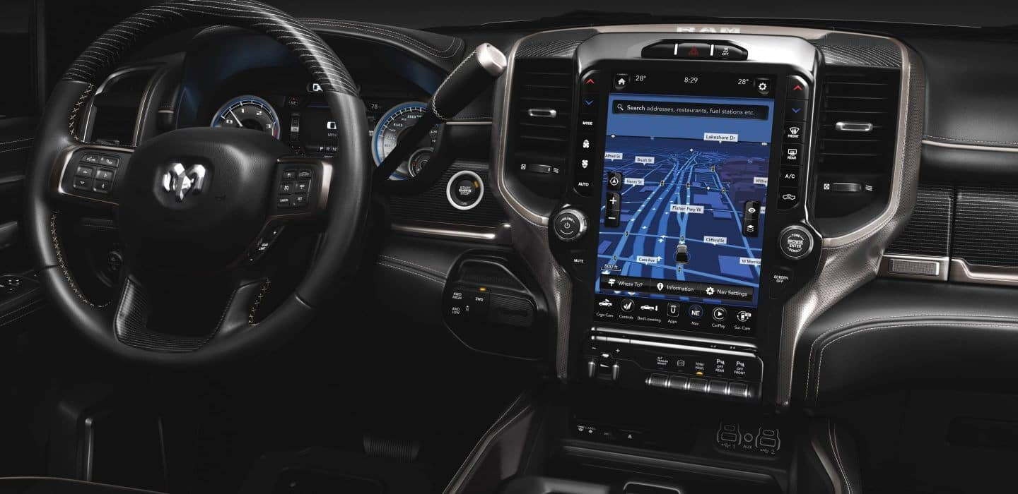 2021 Ram 2500 Technology available in Salisbury MD