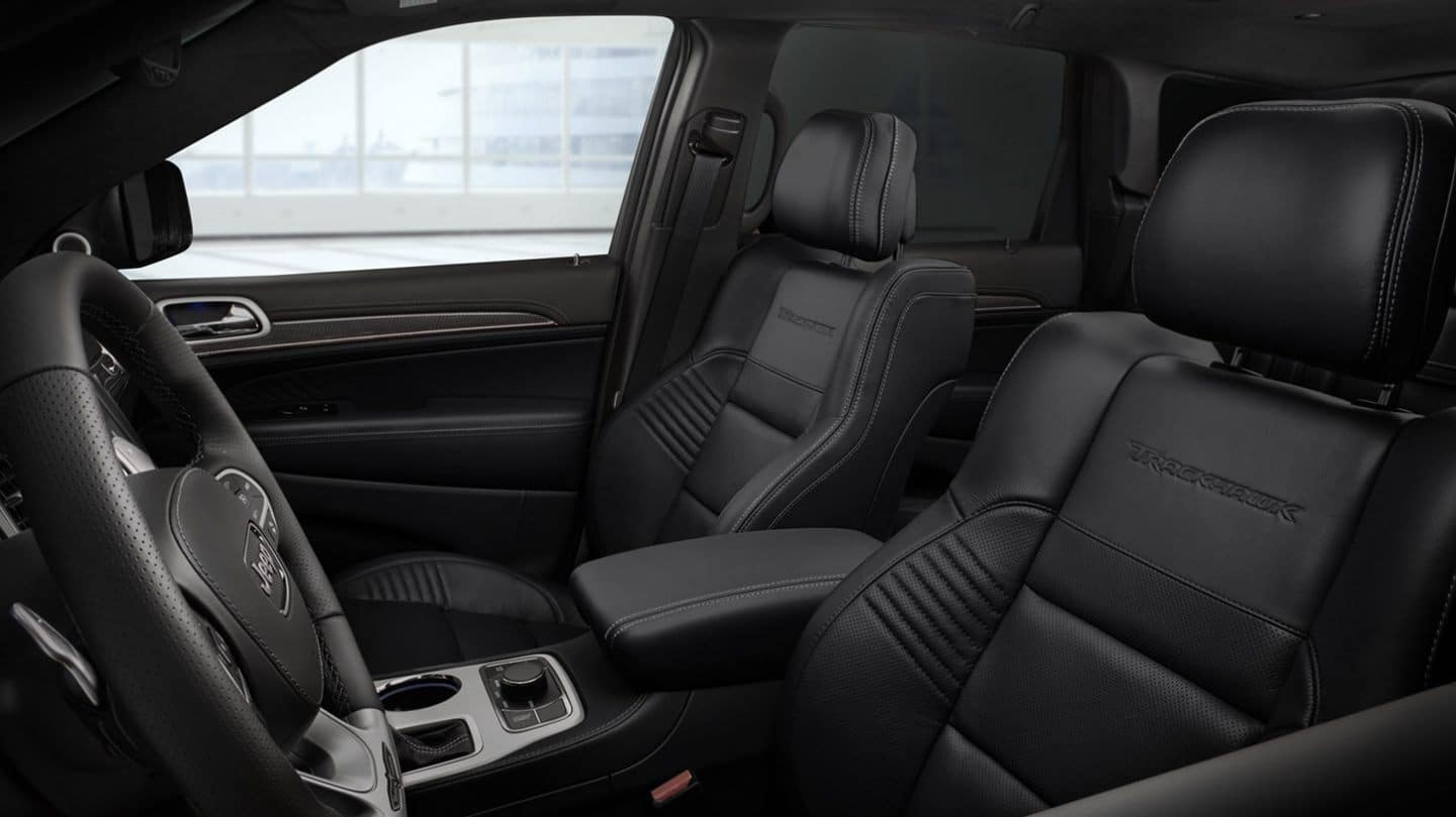 2020 Jeep Grand Cherokee interior available in Salisbury MD