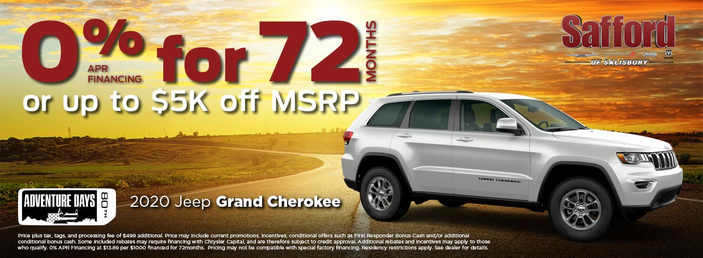 Shop Jeep Grand Cherokee