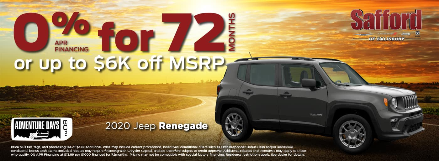 Shop Jeep Renegade