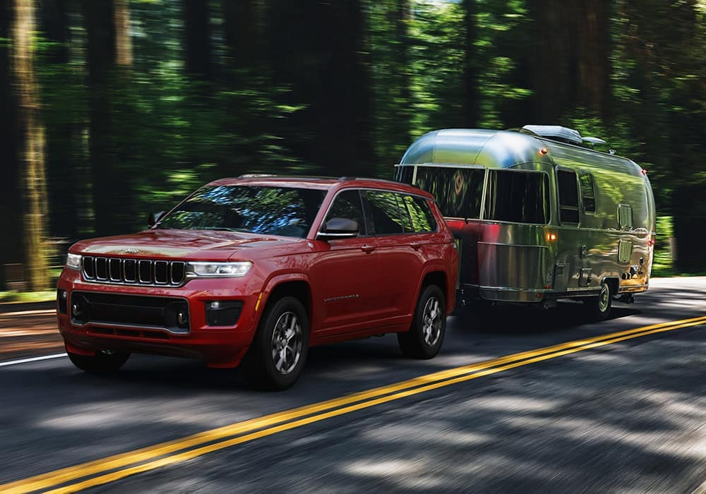 2021 Jeep Grand Cherokee L Power and Performance in Salisbury MD