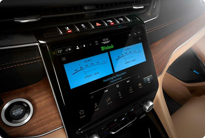 2021 Jeep Grand Cherokee L Technology available in Salisbury MD