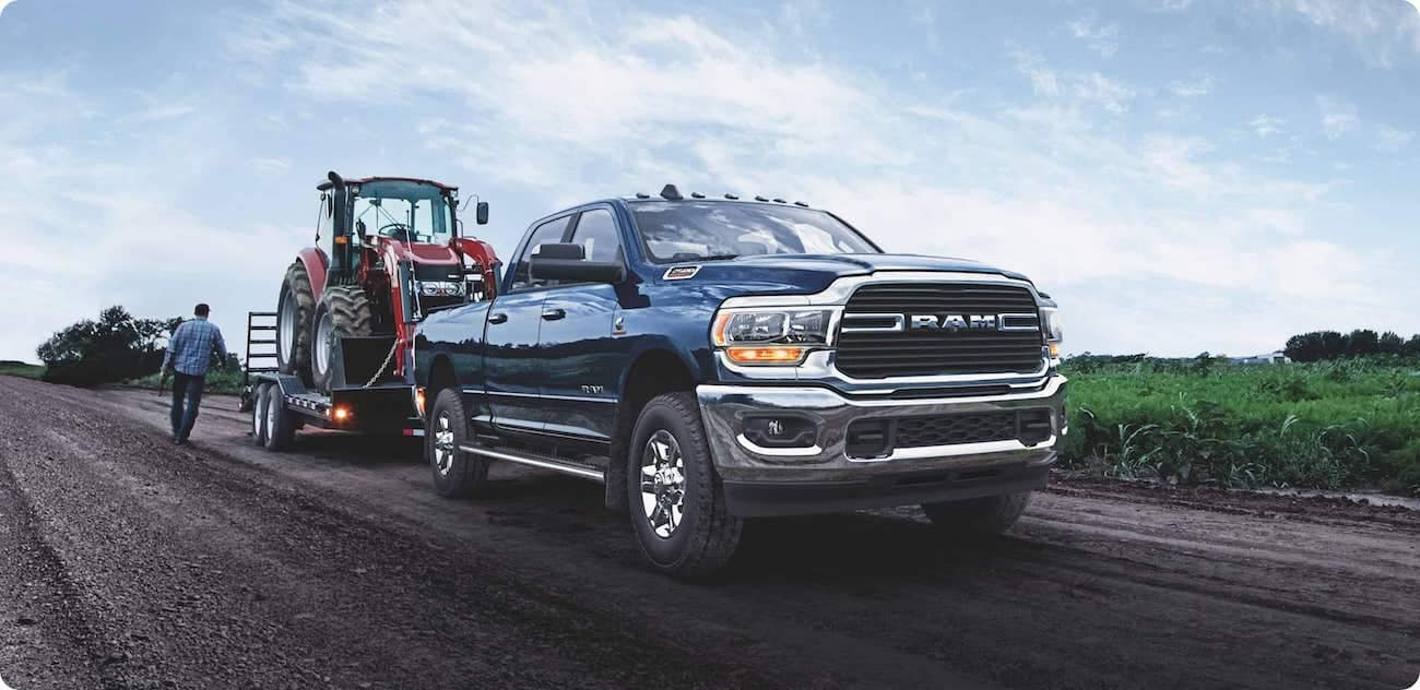2021 Ram 2500 Power and Performance in Salisbury MD