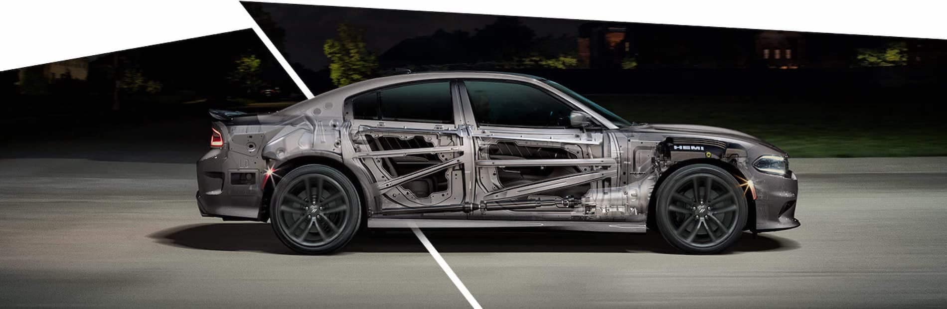 Safety Features 2021 Dodge Charger