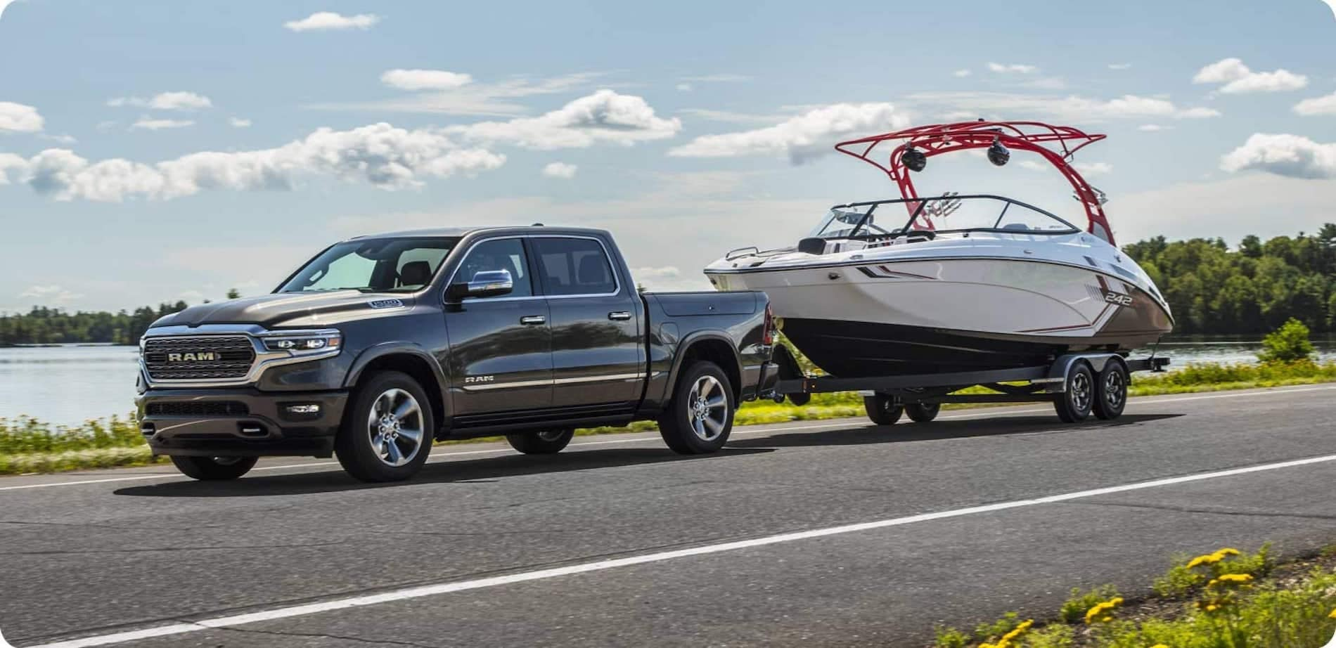 2021 Ram 1500 Truck Power and Performance in Salisbury MD