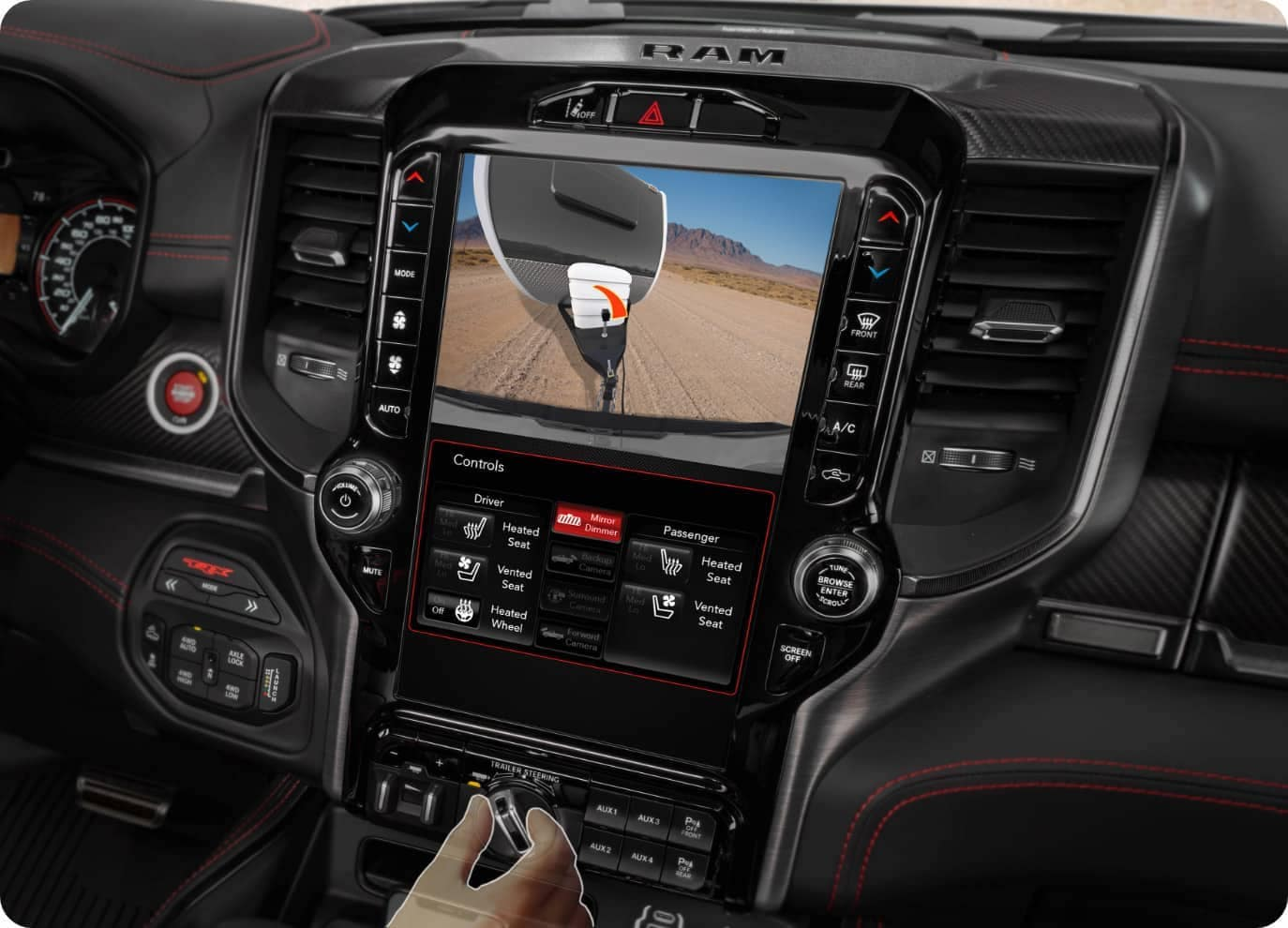 2021 Ram 1500 Technology available in Salisbury MD