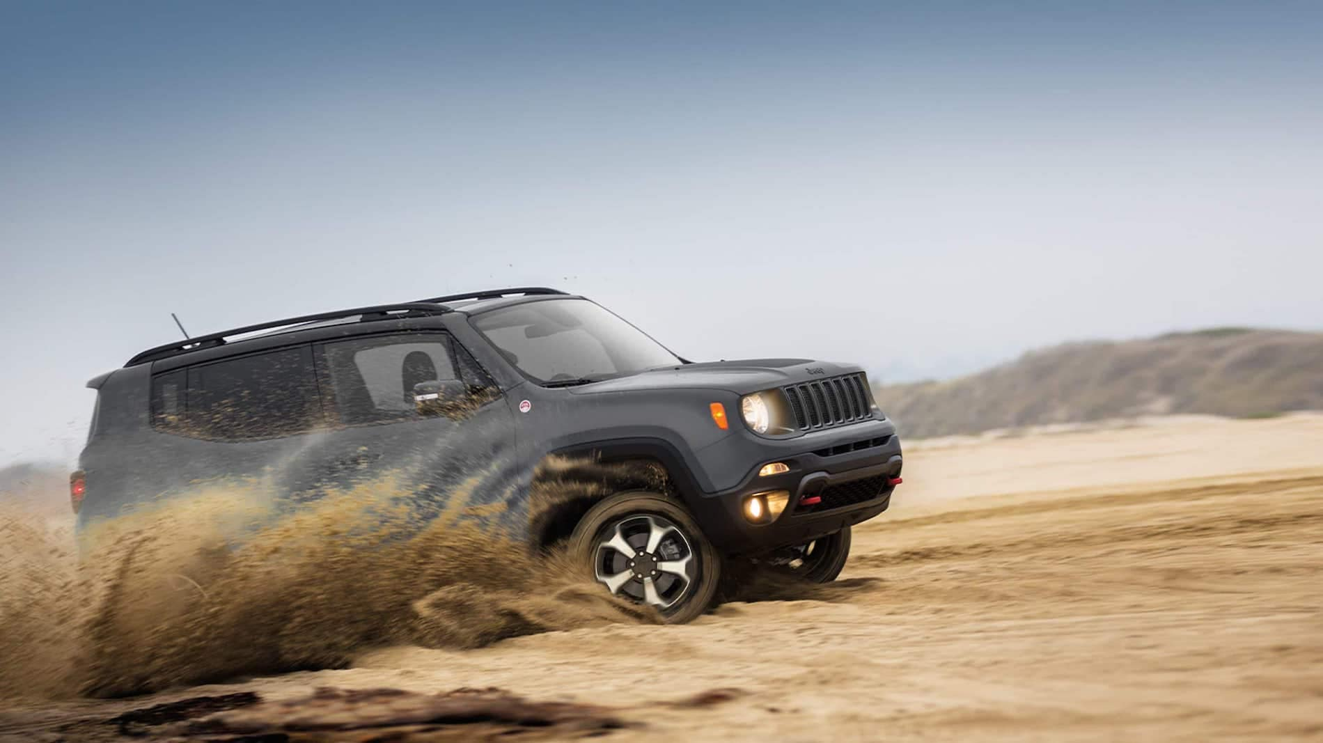 Jeep compact SUV Renegade power in Salisbury MD