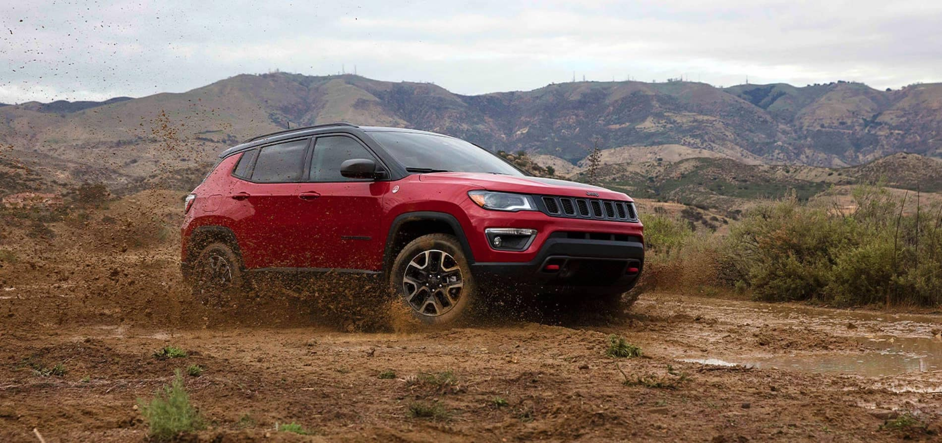 Jeep compass off-road capabilities in Salisbury MD