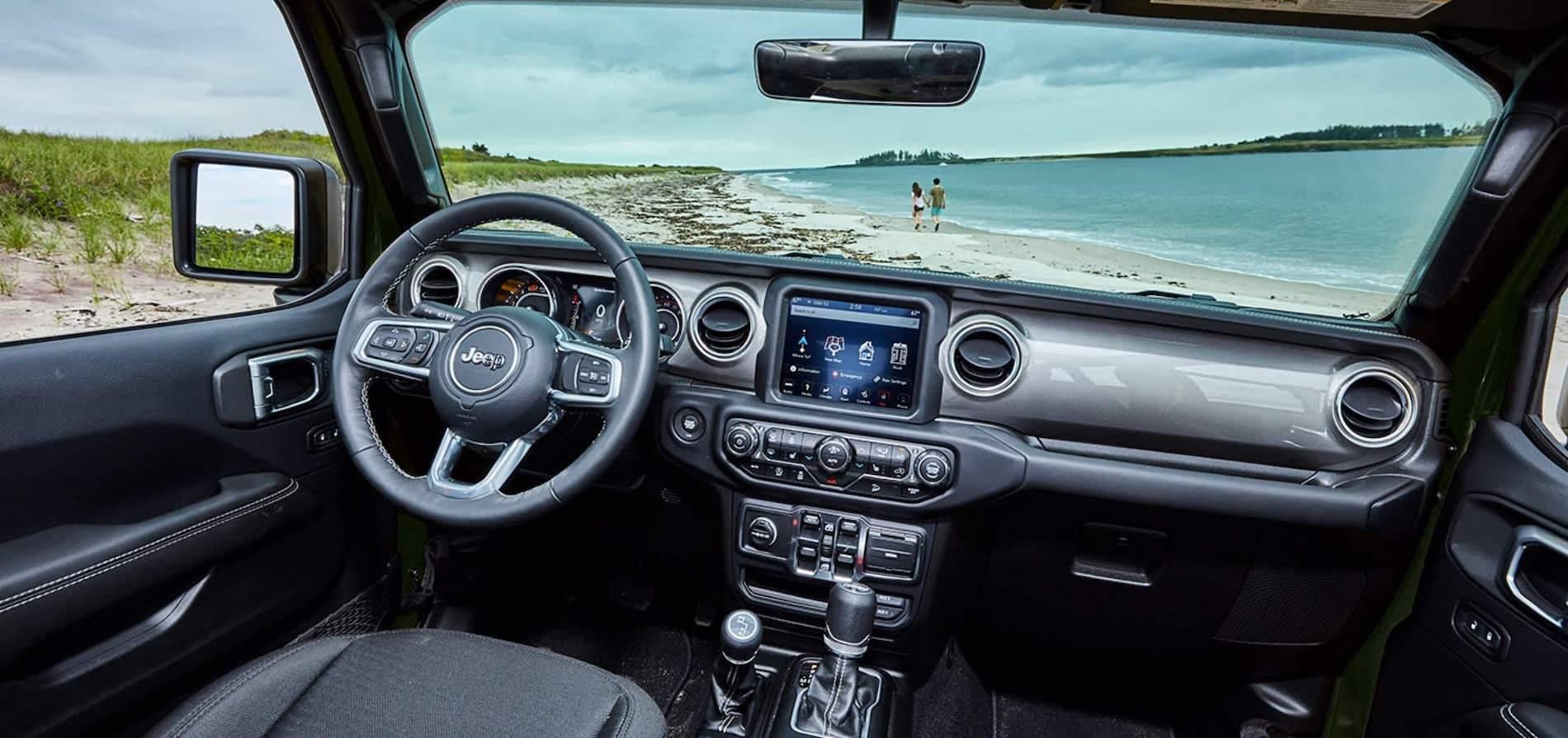 2021 Jeep wrangler Interior available in Salisbury MD