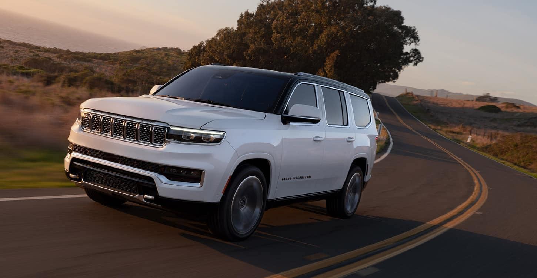 2022 Jeep Grand Wagoneer Exterior