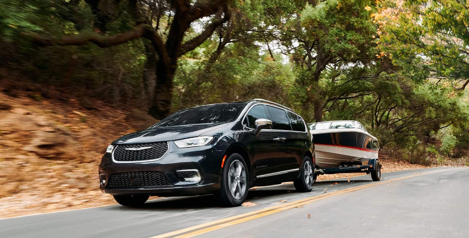 2021 Chrysler Pacifica engine and capabilities