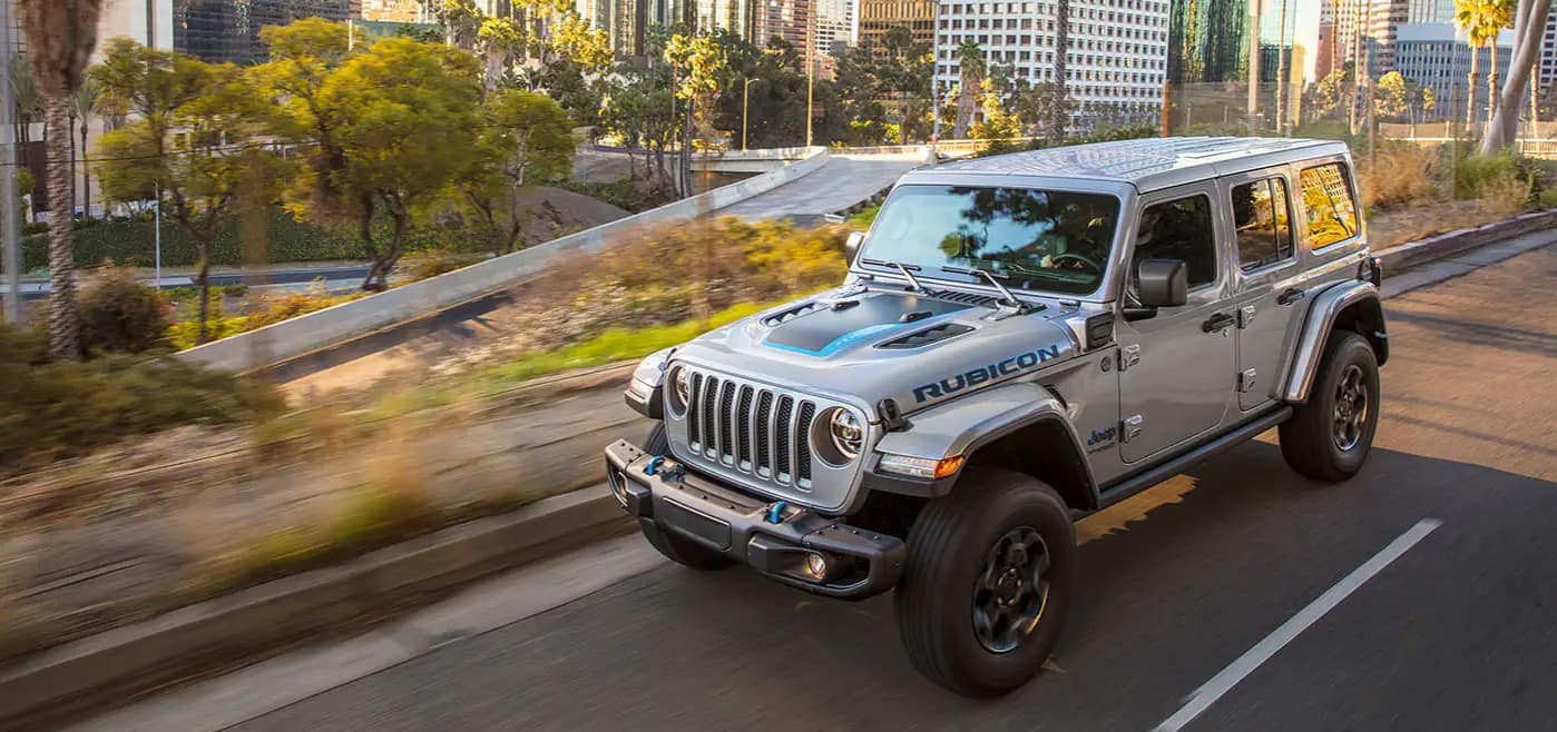 2021 jeep wrangler 4xe Salisbury MD