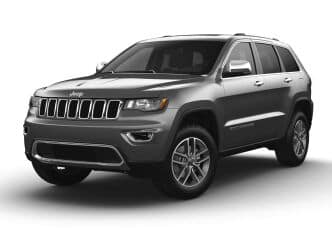Jeep Grand Cherokee Limited Features