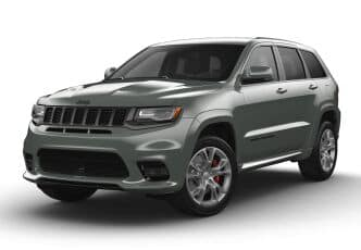 Grand Cherokee SRT Features