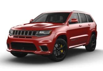 Grand Cherokee Trackhawk features