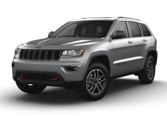 Grand Cherokee Trailhawk features