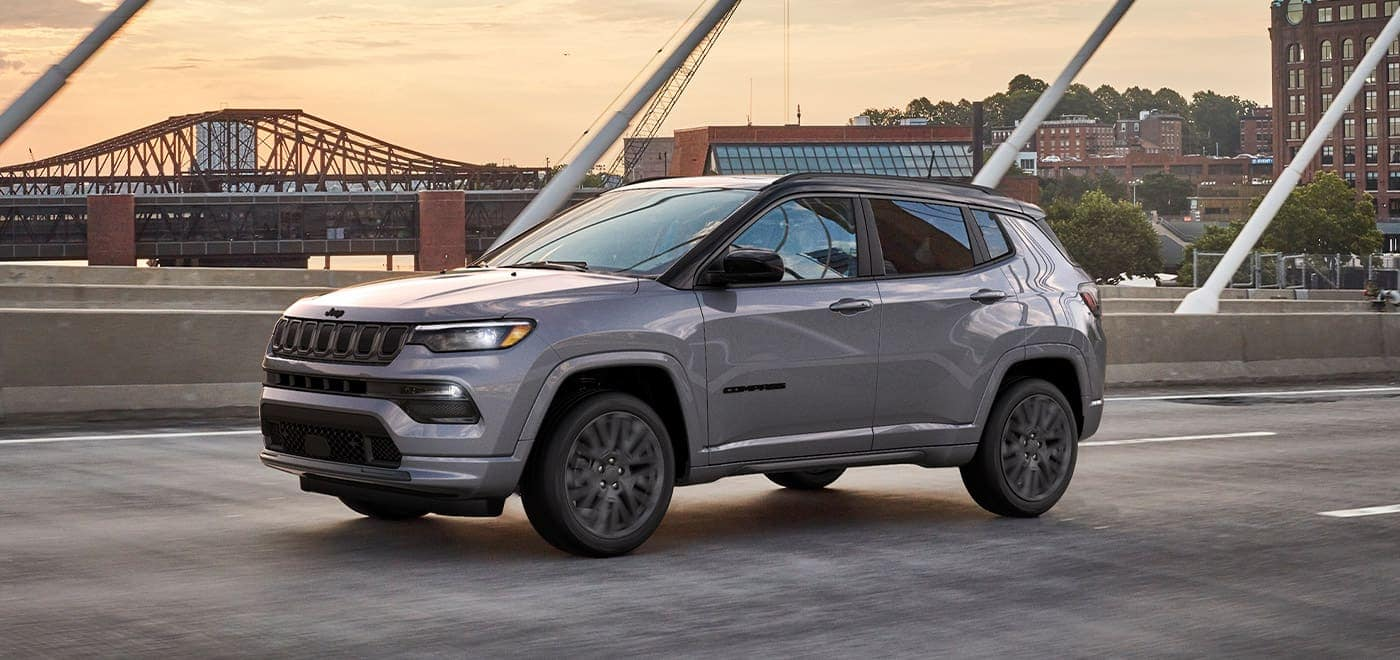 2022 Jeep compass off-road capabilities in Salisbury MD