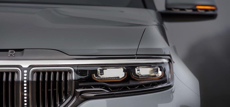 2022 Grand Wagoneer Intelligent LED lighting
