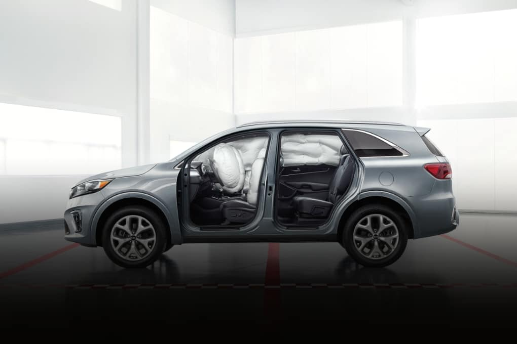 2020 Kia Sedona Safety