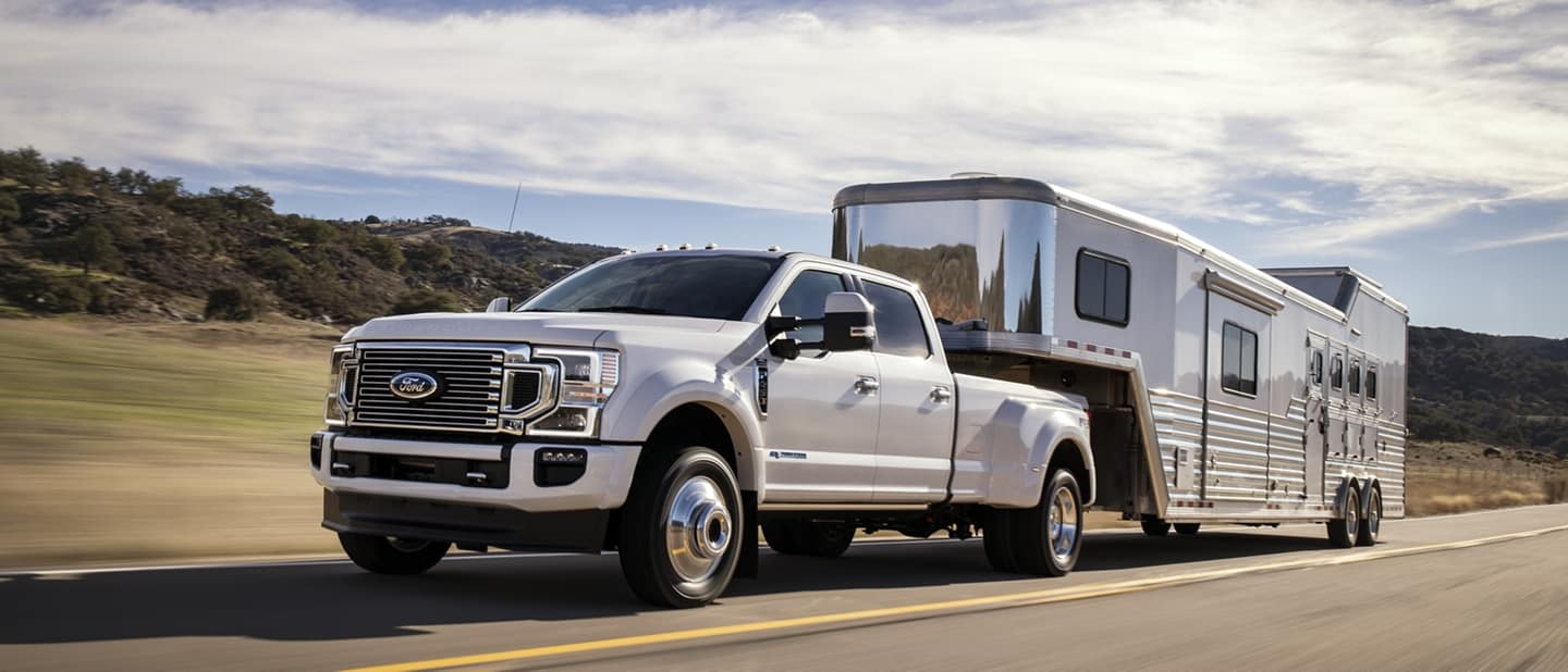 2020 Ford Super Duty Towing