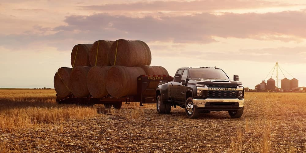 2020 Silverado HD Towing
