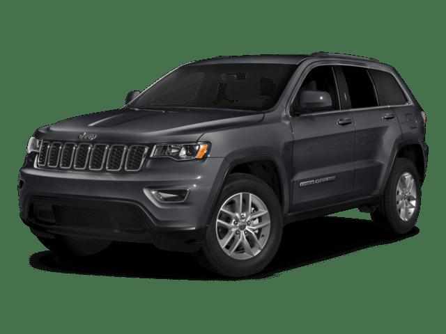 2018 Jeep Grand Cherokee Angled