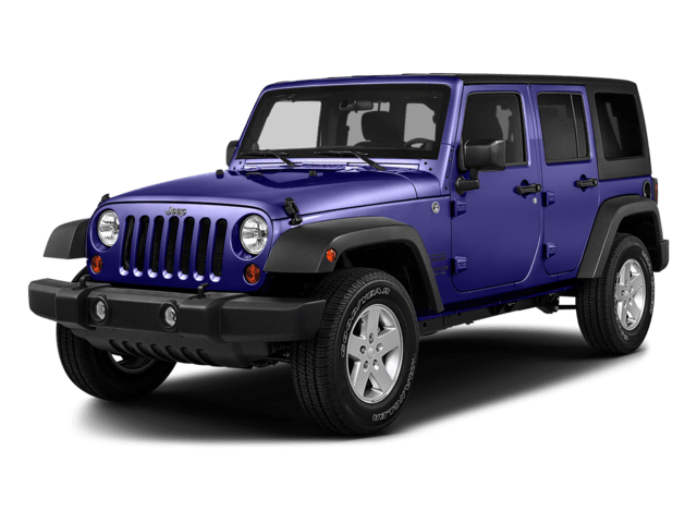 2018 Jeep Wrangler 4-Door Angled