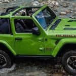 2019 Jeep Wrangler in River