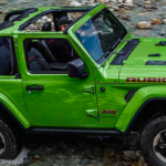 2019 Jeep Wrangler Colors: Mojito
